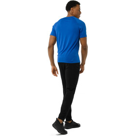 Smartwool Merino 150 Baselayer Short Sleeve Men Bright Blue